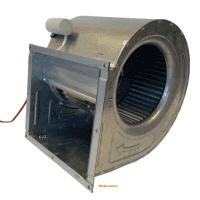 centrifugaal ventilator / afzuigmotor 250 m³/h