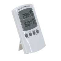 Thermo - en hygrometers