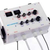 Multicontroller 12 + 12 ampère