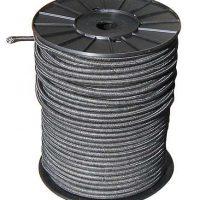 Nylon (elastisch) kwaliteits- koord op rol van 100 meter lang en een diameter van 6 mm is geschikt voor afdekkingen