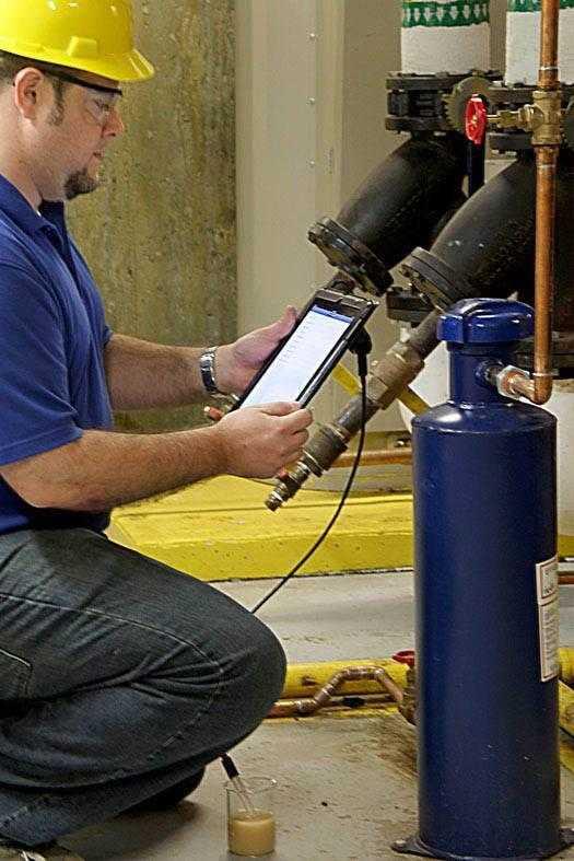 webbstunter Smart Epoxy pH sensor (S2000C/SAM