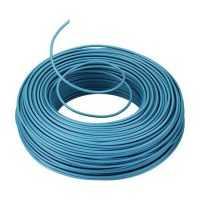 VD draad installatiedraad 2,5 mm² Blauw rol 100 meter